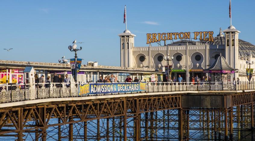 Podłączyć Brighton